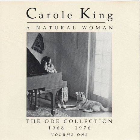 A NATURAL WOMAN  (The Ode Collection 1968-1976)