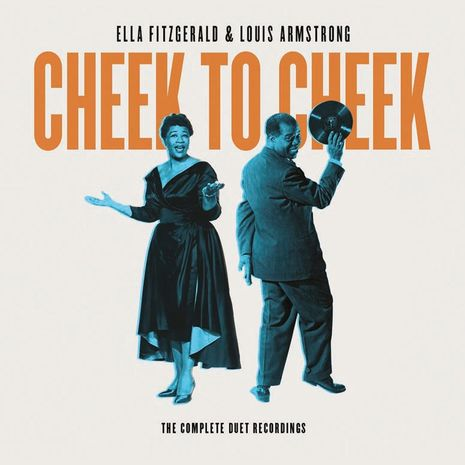 CHEEK TO CHEEK:THE COMPLET