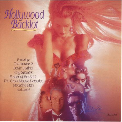 HOLLYWOOD BACKLOT BIG MOVIE HITS VOLUME THREE