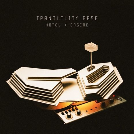 TRANQUILITY BASE HOTEL & CASINO  CLEAR VINYL