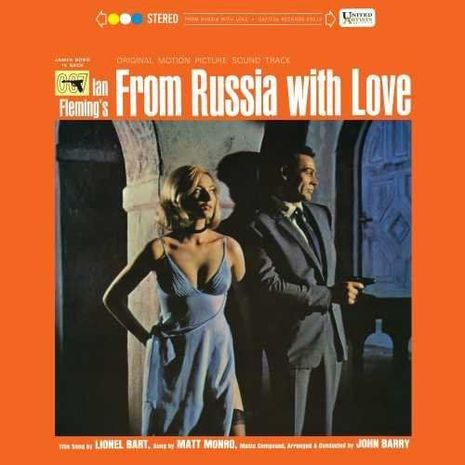 FROM RUSSIA WITH LOVE (OST)