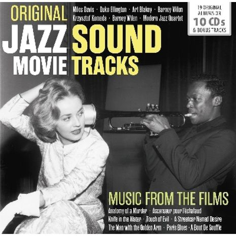 ORIGINAL JAZZ MOVIE SOUNDTACKS BOX SET