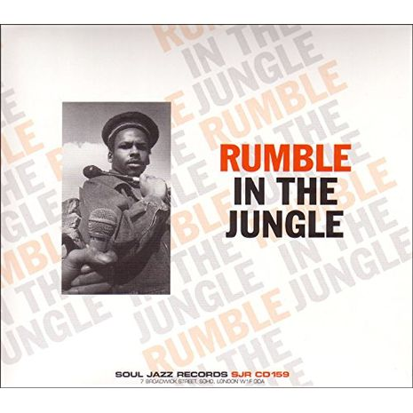 RUMBLE IN THE JUNGLE  (W/Ragga Twins/Cutty Ranks/Barrington Levy/Poison Chang)