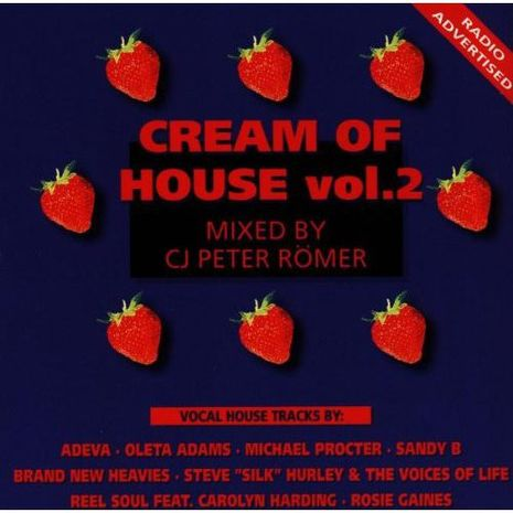 CREAM OF HOUSE VOL.2