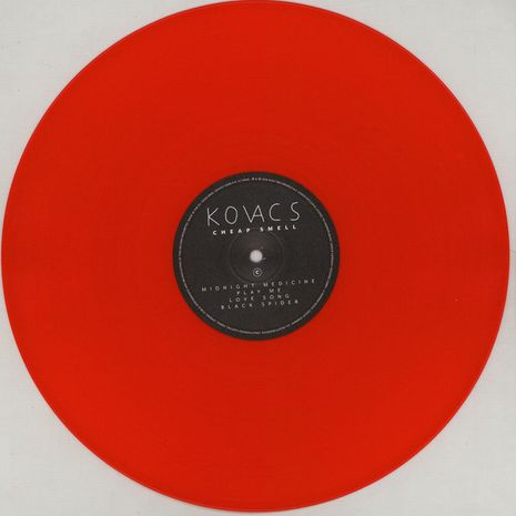 CHEAP SMELL( RED VINYL)