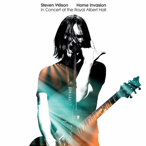HOME INVASION: IN CONCERT AT THE ROYAL ALBERT HALL (BLUE RAY)