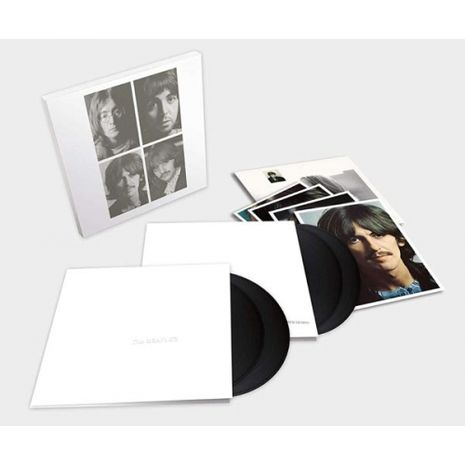 WHITE ALBUM - 50TH  ANNIVERSARY (DELUXE BOX SET)