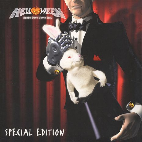 RABBIT DON'T COME EASY SPECIAL EDITION