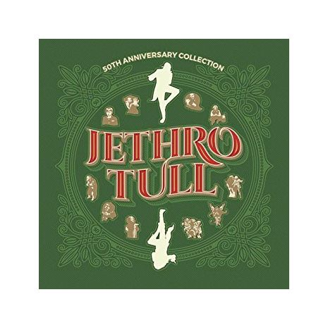 50TH ANNIVERSARY COLLECTION -JETHRO TULL