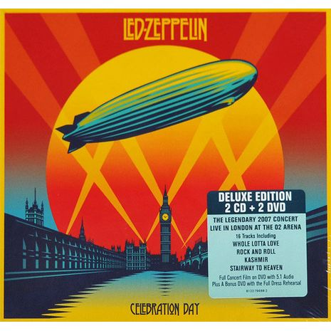 CELEBRATION DAY (SUPER DELUXE EDITION)