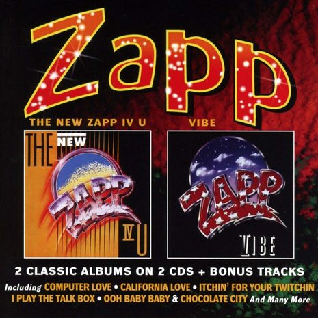 THE NEW ZAPP IV U / VIBE: DELUXE EDITION