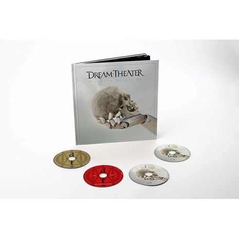 DISTANCE OVER TIME (LTD. ED. 2CD+BD+DVD ARTBOOK)