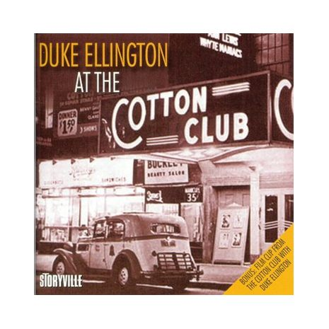 AT THE COTTON CLUB