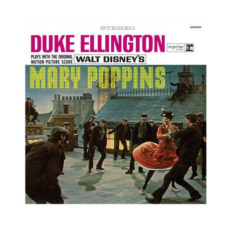 PLAYS WITH THE ORIGINAL MOTION PICTURE SCORE MARY POPPINS