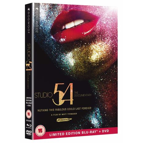 STUDIO 54  THE DOCUMENTARY (BLU RAY +DVD)