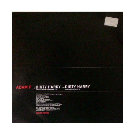 DIRTY HARRY - THE REMIXES