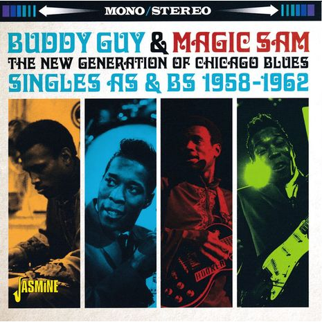 THE NEW GENERATION OF CHICAGO BLUES