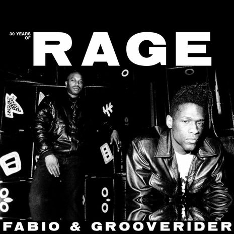 30 YEARS OF RAGE
