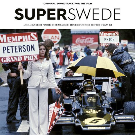 SUPERSWEDE - OST