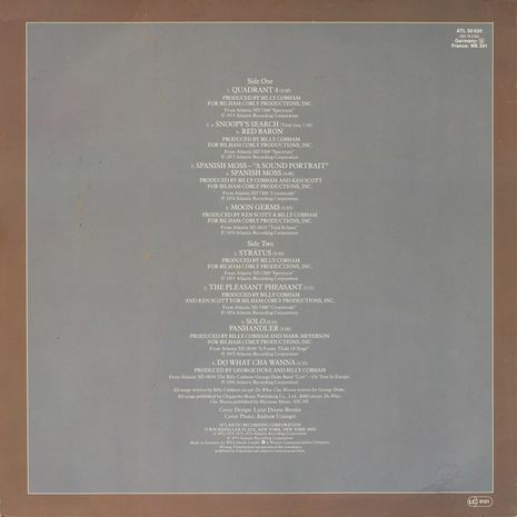 THE BEST OF BILLY COBHAM