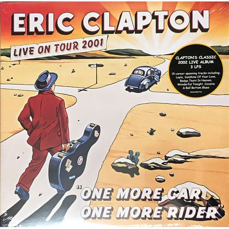ONE MORE CAR - ONE MORE RIDER (Live On Tour 2001)