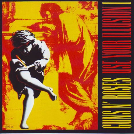 USE YOUR ILLUSION 1 ( RE-ISSUE)