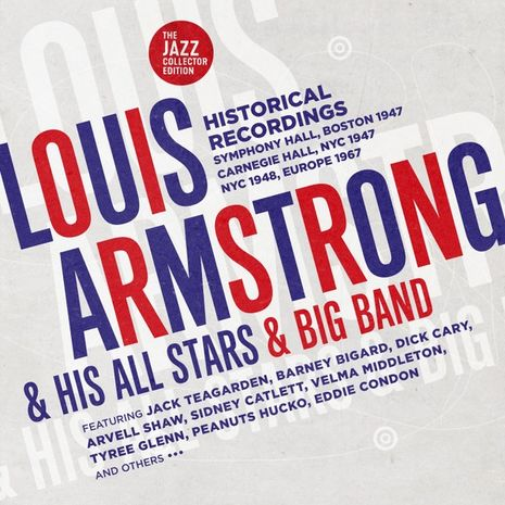 LOUIS ARMSTRONG & HIS ALL STARS & BIG BAND