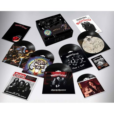 "1979-40th Anniversary  Boxset: 3lp+2x2lp,Book, 7"", Badge Set"