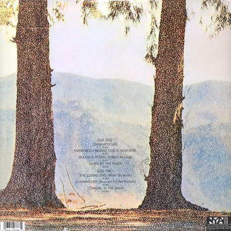 EVERYBODY KNOWS THIS IS NOWHERE ( GATEFOLD )