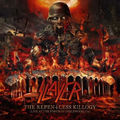 THE REPENTLESS KILLOGY (DIGIPACK)