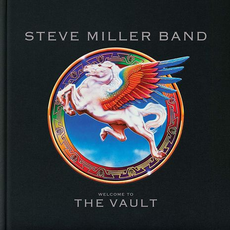 WELCOME TO THE VAULT ( CD+DVD, Box set)