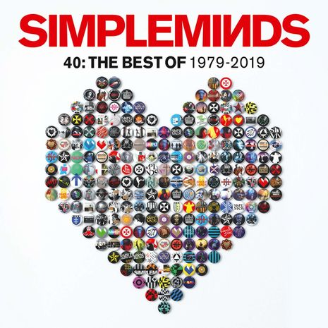 FORTY - THE BEST OF SIMPLE MINDS