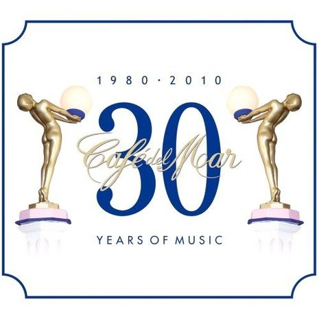 CAFE DEL MAR 30 YEARS OF MUSIC