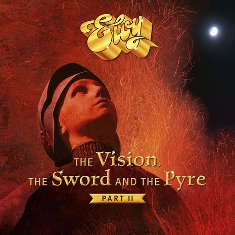 THE VISION -  THE SWORD AND THE PYRE PT.1 VISION