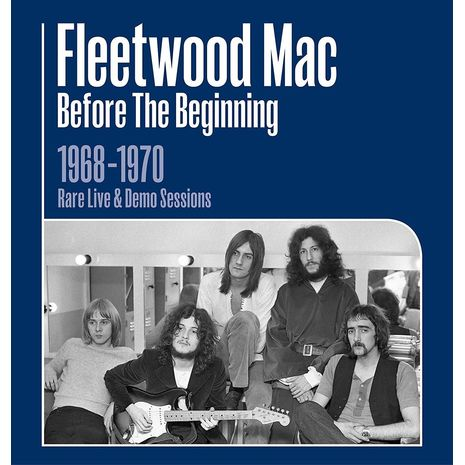 BEFORE THE BEGINNING - 1968 - 1970
