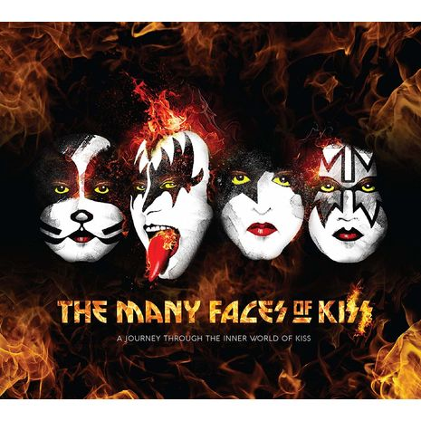 MANY FACES OF KISS (Yellow)