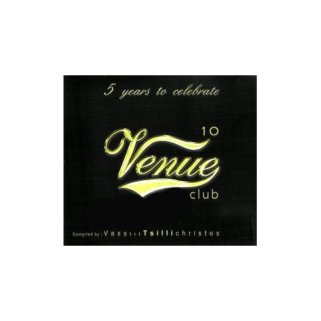 VENUE 10 - 5 YEARS TO CELEBRATE