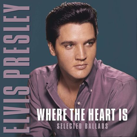 WHERE THE HEART IS - SELECTED BALLADS