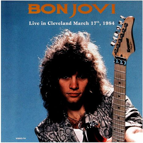 LIVE IN CLEVELAND (March 17th 1984)