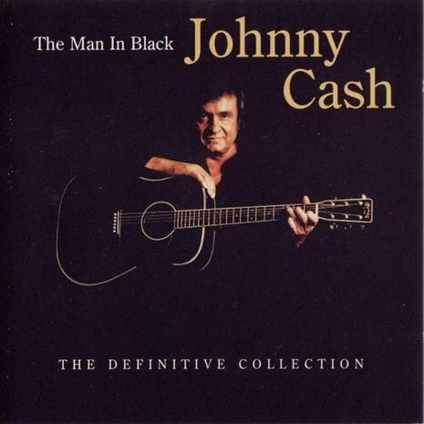MAN IN BLACK - THE DEFINITIVE COLLECTION
