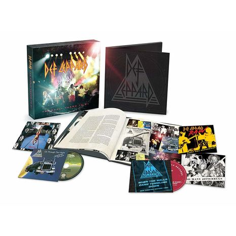 THE EARLY YEARS 79-81 BY DEF LEPPARD