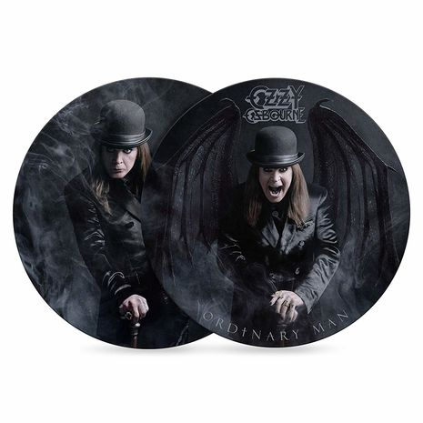 ORDINARY MAN  (PICTURE DISC)