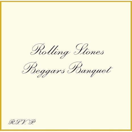 BEGGARS BANQUET - 50TH ANNIVERSARY EDITION
