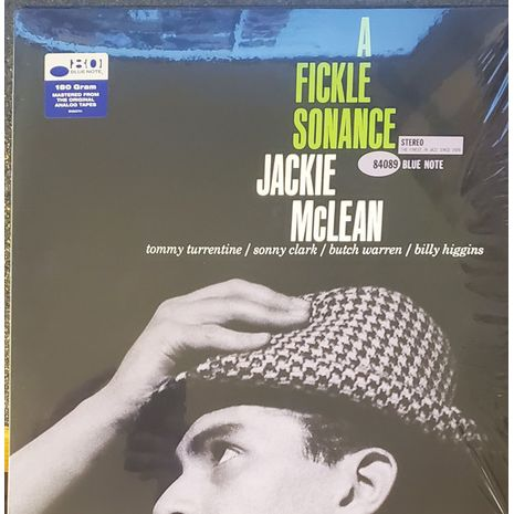 A FICKLE SONANCE ( BLUE NOTE )