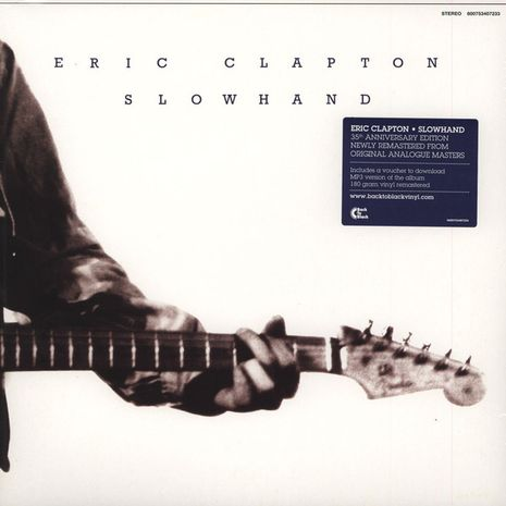 SLOWHAND - 35TH ANNIVERSARY EDITION - 180 GRAM