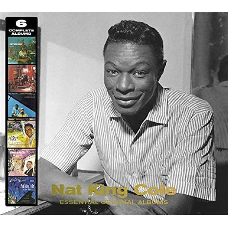 ESSENTIAL ORIGINAL ALBUMS - NAT KING COLE
