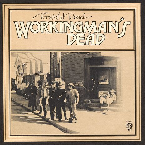 WORKINGMAN'S DEAD -LIMITED- (50th Anniversary Deluxe Edition)