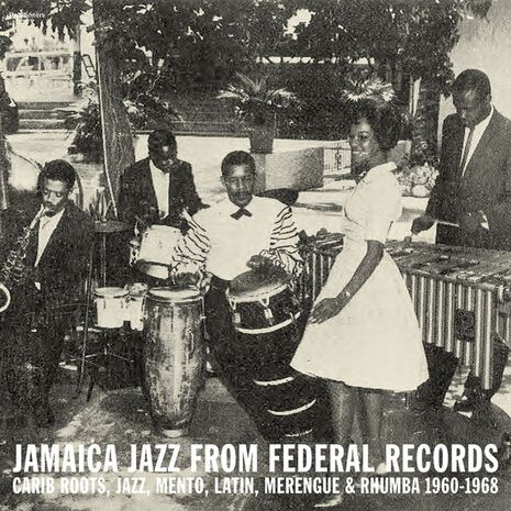 JAMAICA JAZZ FROM FEDERAL RECORDS