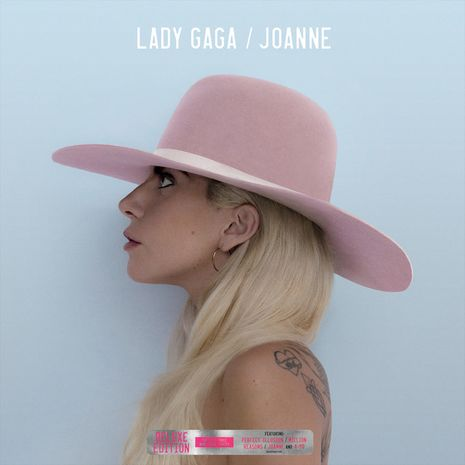 JOANNE - LTD DELUXE EDITION WITH 3 ADDITIONAL TRACKS