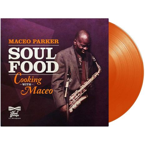 COOKING WITH MACEO - COLOR VINYL EDITION